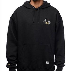 Grizzly x Benny Gold Sweatshirt - Black - M